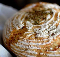 Rosemary Balsamic Artisanal Bread-023