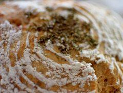 Rosemary Balsamic Artisanal Bread-025