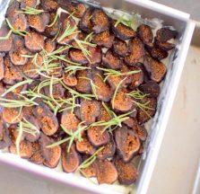 Vanilla Fig Rosemary Cheesecake BARS-008