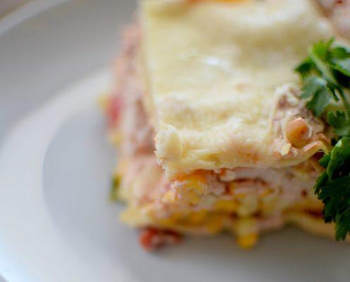 Spicy Chicken Mexican Lasagna-010