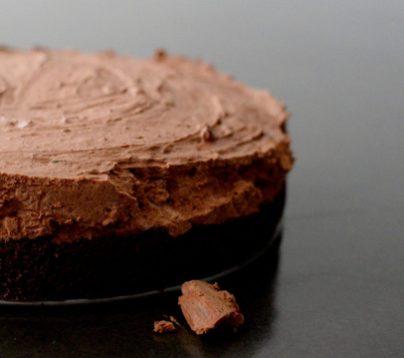 Triple Chocolate Blackberry Rosemary Silk Cake-012