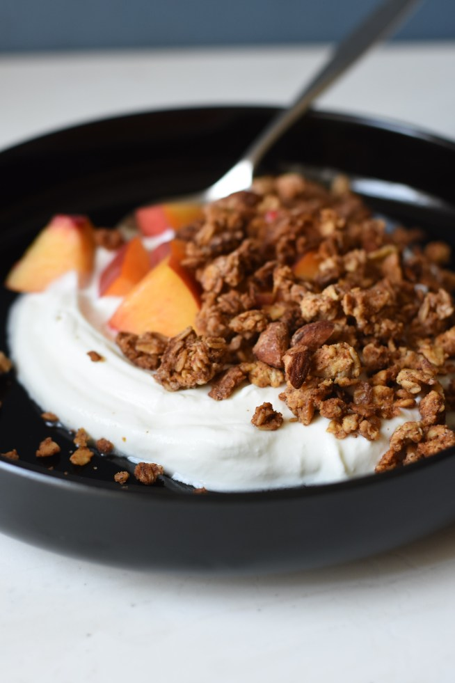 Buttermilk Granola | Cravings & Crumbs