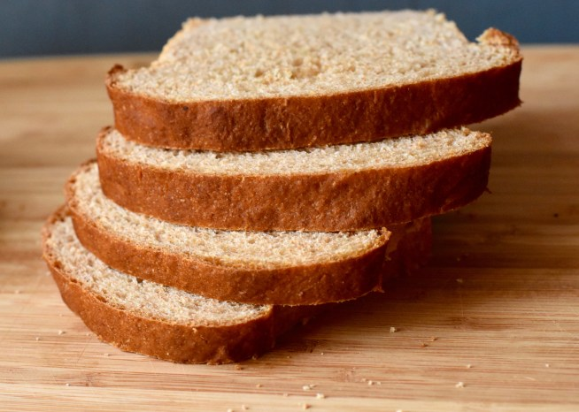 Honey Whole Wheat Bread | Cravings & Crumbs