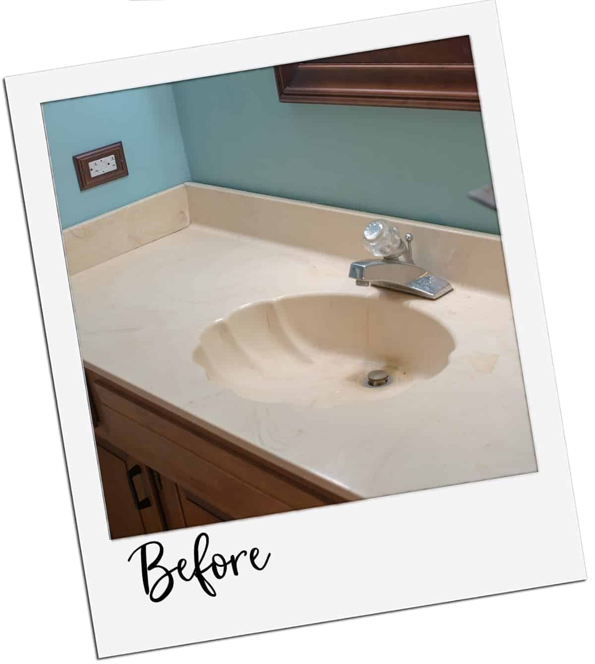how to replace a vanity top craving