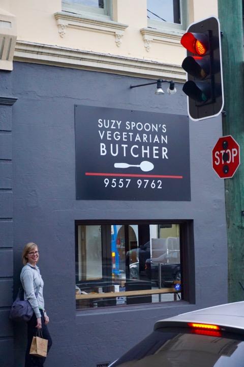 Sydney Suzy Spoon