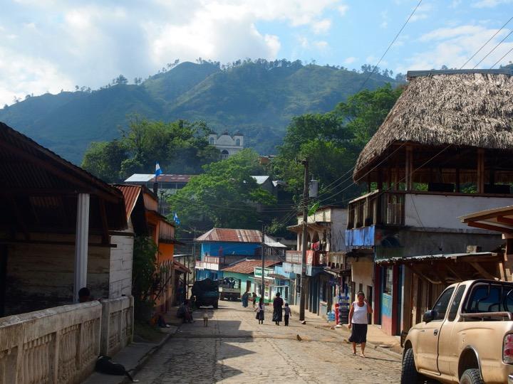 El Muro Town
