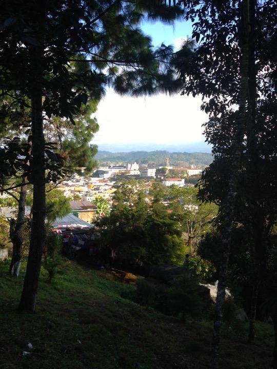 Cuban Church view