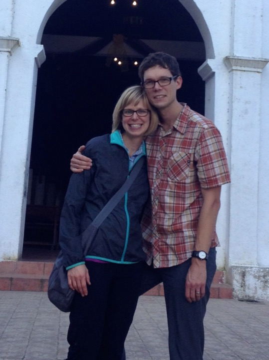 Martin and Jill Church