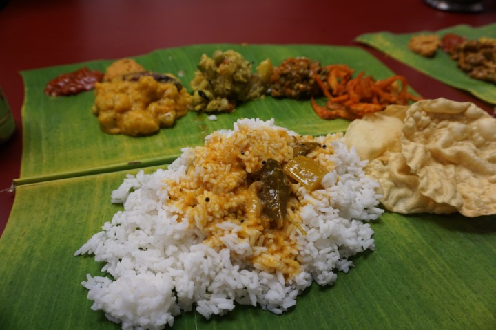 Banana Leaf Meal Malaysia