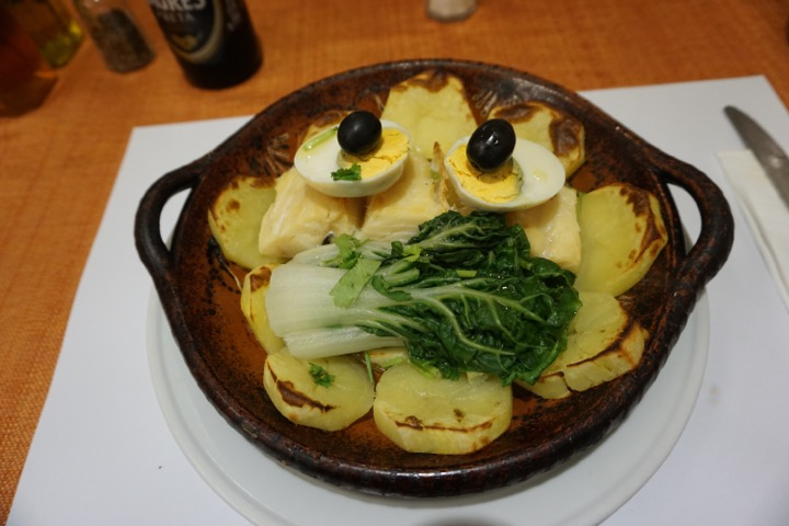Bacalhau at Ou Mun