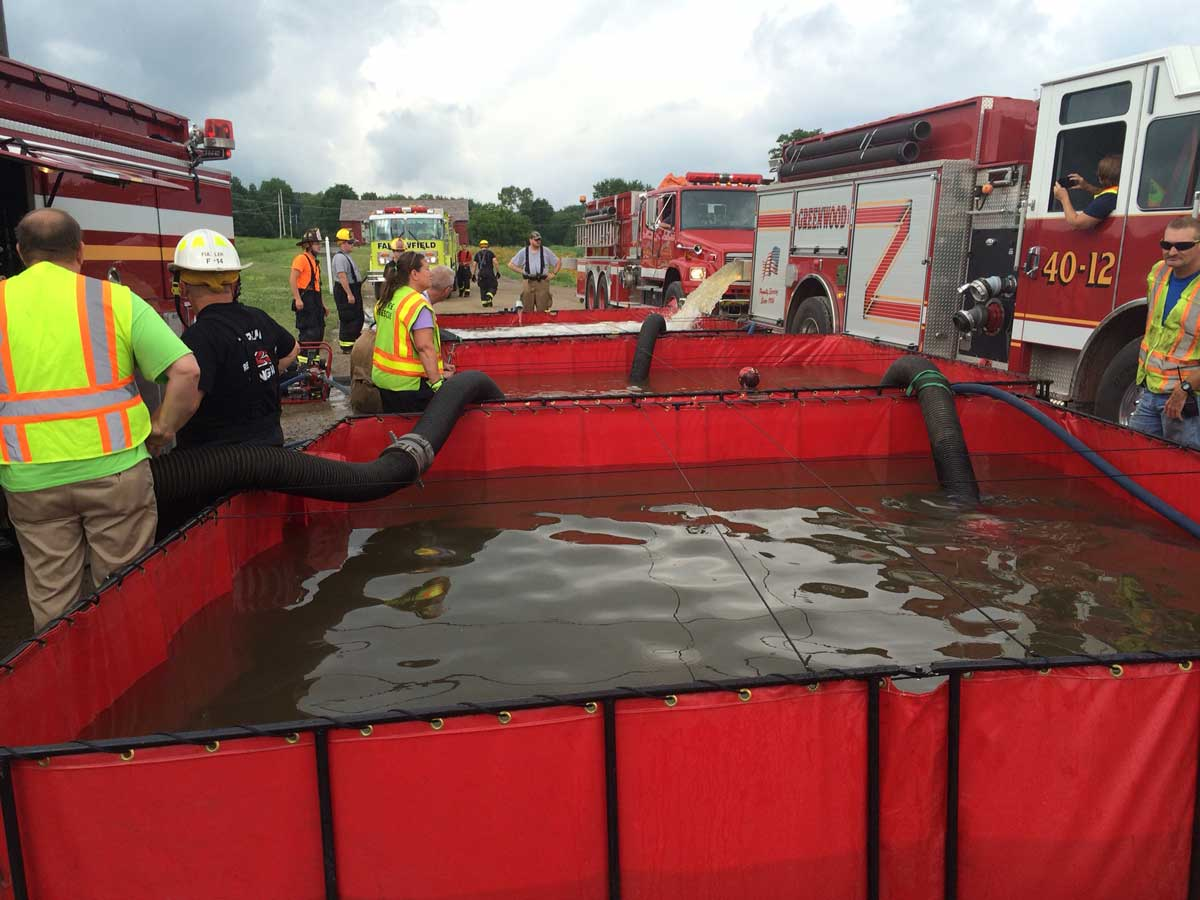 Rural Fire Ground Water Movement Rfwm