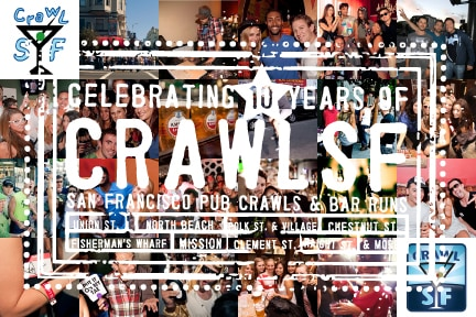SF Pub Crawl Season PAss