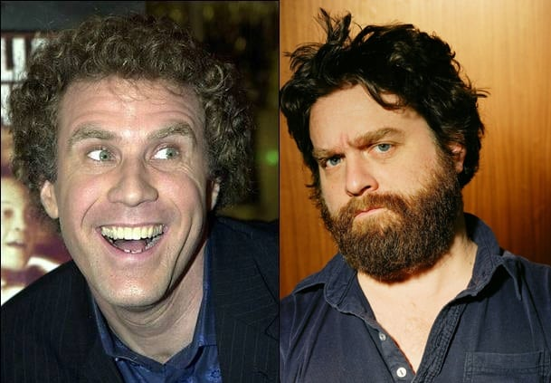 Will Ferrell and Zach Galifianakis square off in The Campaign-Official Trailer