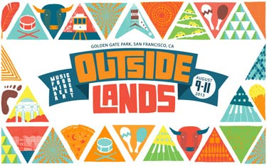 SF Outside Lands 2013 Tickets