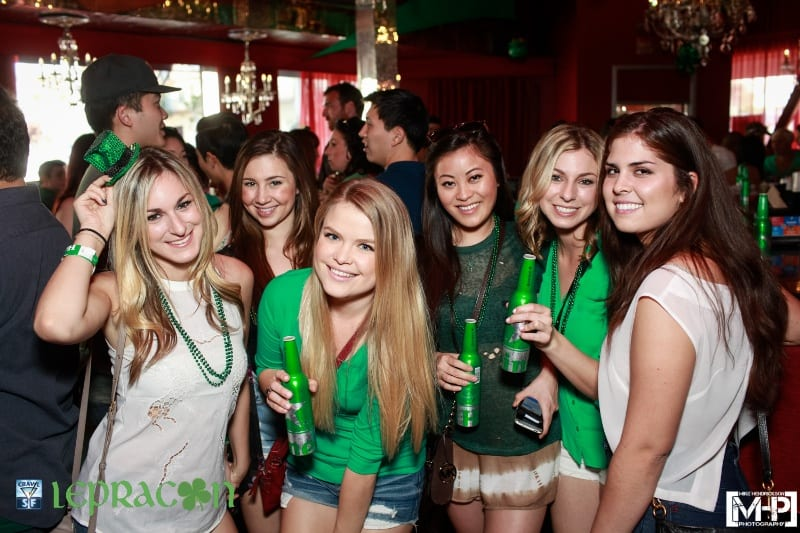 San Francisco St Patricks Day Pub Crawl