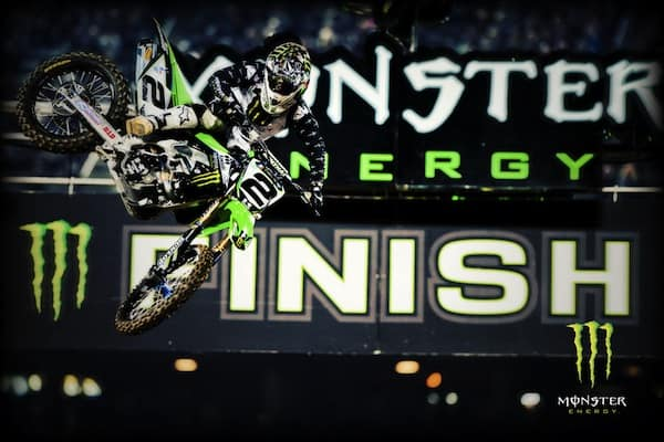 Monster Energy SuperCross Party Bus to Levi's Stadium