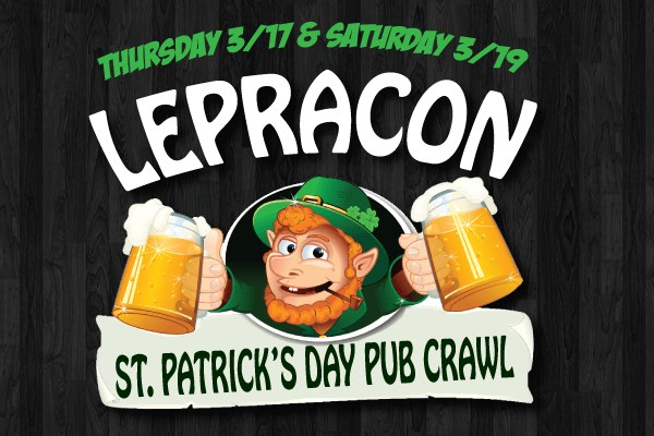 SF St. Patrick's Day Pub Crawl