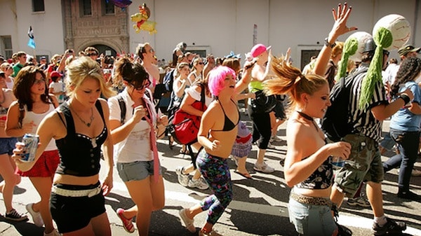 Bay to Breakers Street Closures, After Party, Liquor Store Map and Party Bus