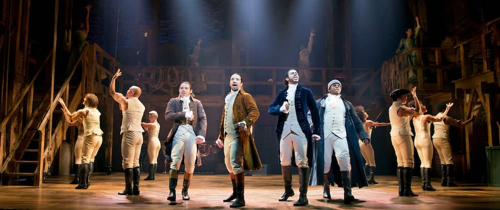 Win Tickets to the Ultimate Hamilton Experience as a Guest of Lin-Manuel Miranda