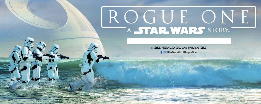 Win a VIP Movie Experience to Star Wars: Rogue One!