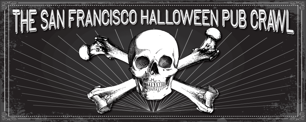 San Francisco Halloween: Adult Trick 'R Treating Pub Crawl 2019