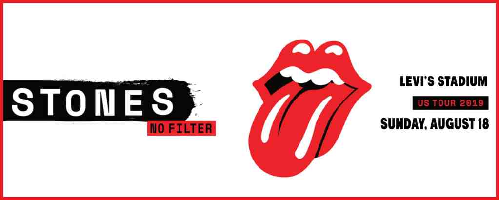 Rolling Stones to Play Rescheduled Levi's Stadium Show on August 18
