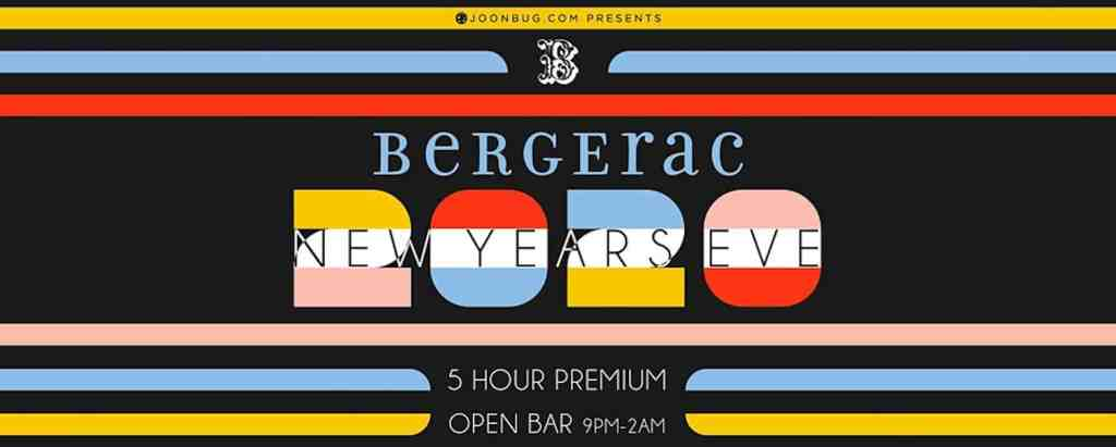 Bergerac New Year's Eve 2021