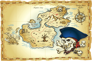 Go on a Real Treasure Hunt with your chance to win $1 Million