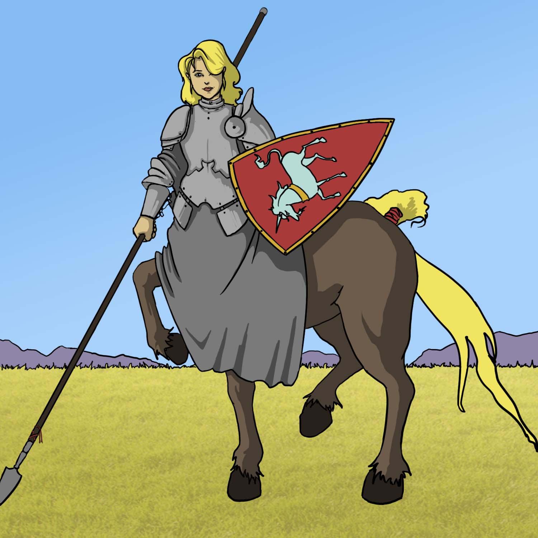 Centaur Faction of Fantasy Turf Wars