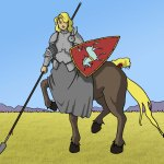 Centaur Faction of Fantasy Turf Wars