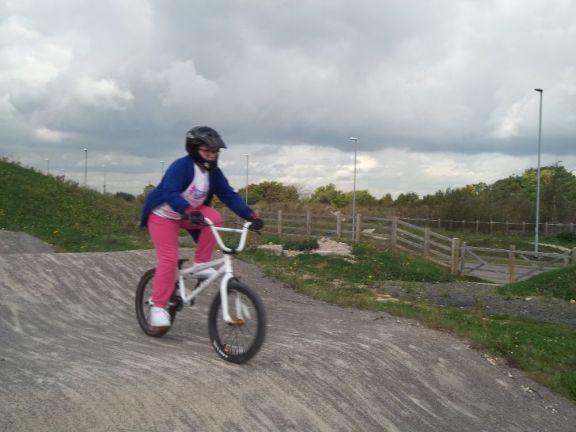Year 6 Cyclopark - 9