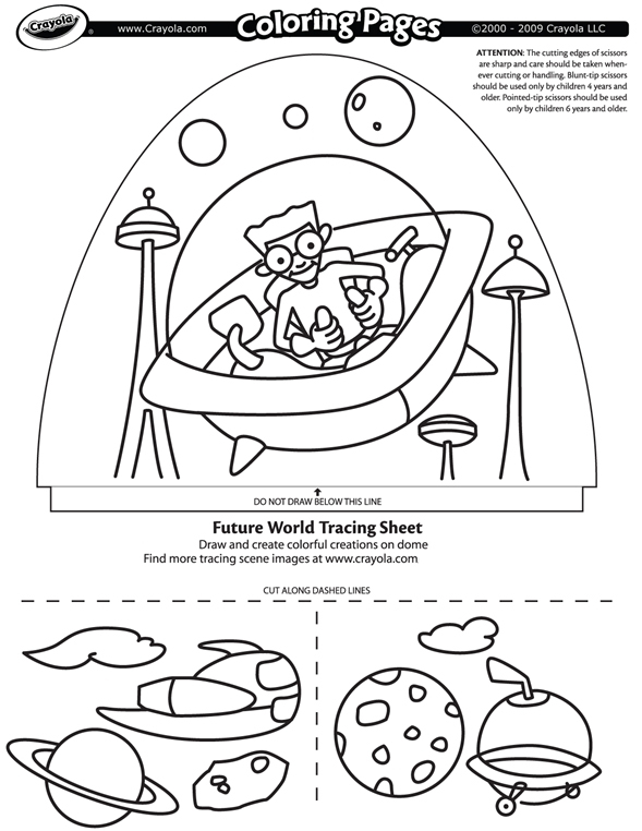 world coloring page # 24