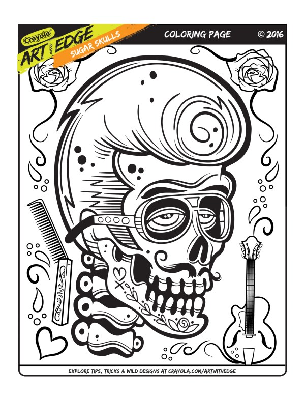 crayola coloring pages # 6