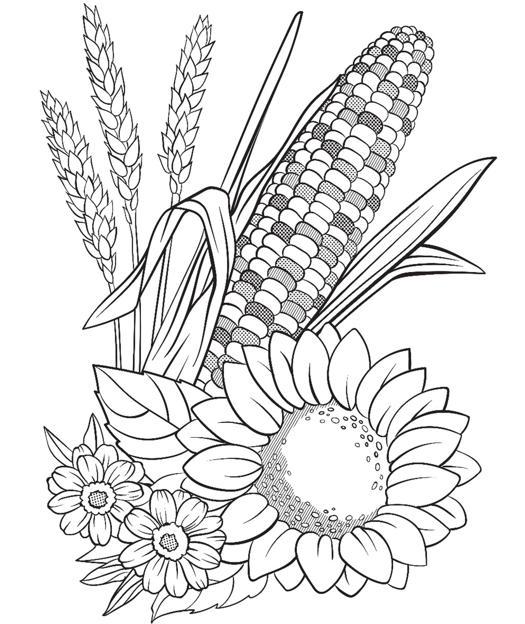 Plants Trees Flowers Free Coloring Pages Crayola Com