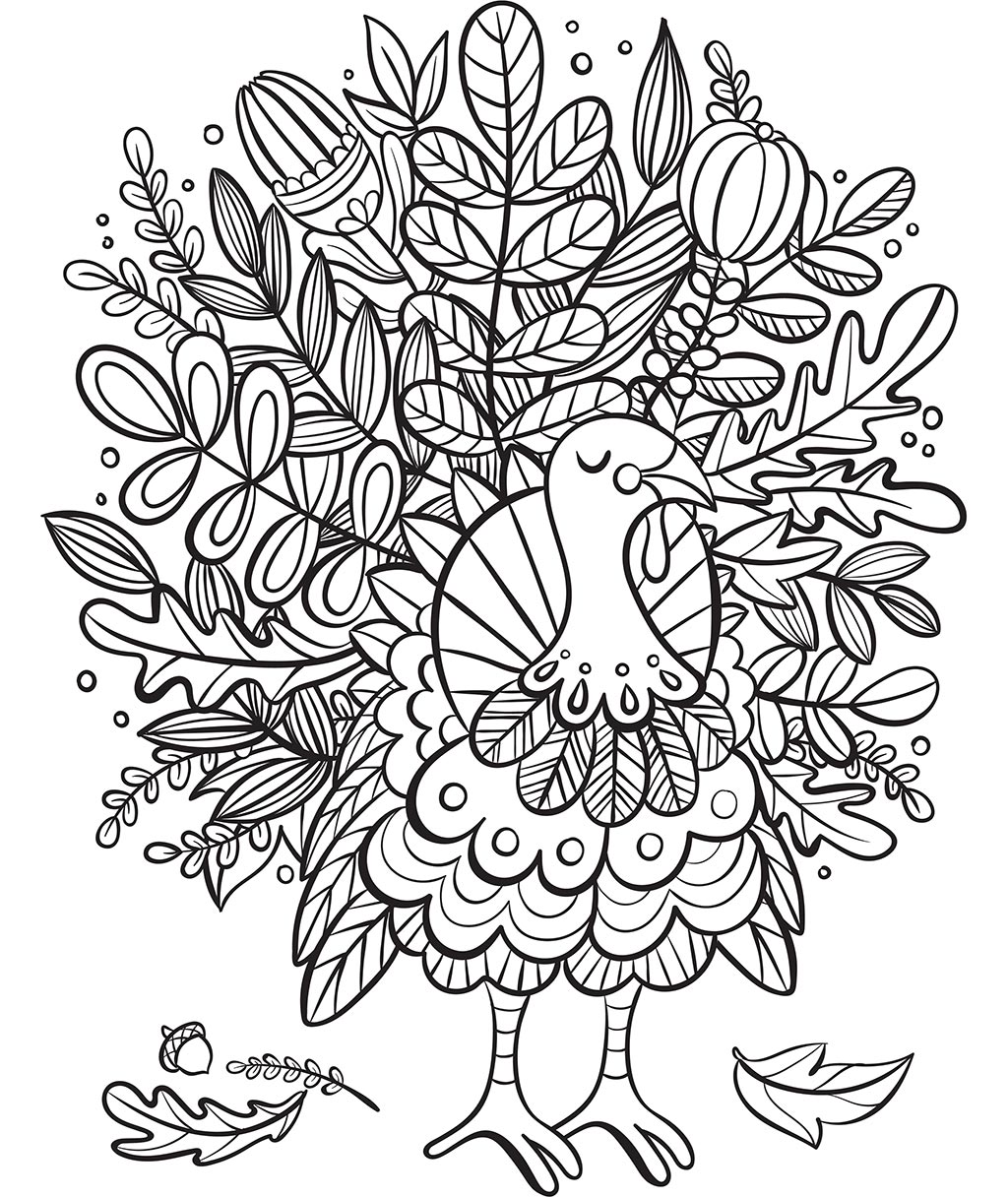 Thanksgiving U S A Free Coloring Pages Crayola Com