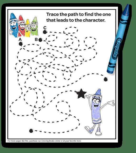 Meet Bluetiful Crayola