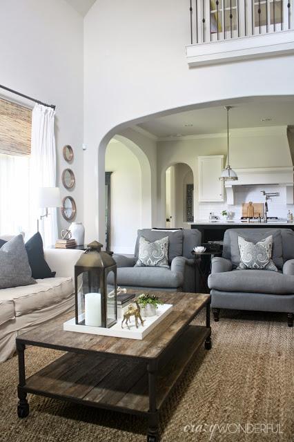 Living Room Updates Crazy Wonderful