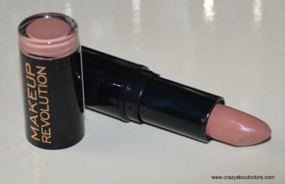 makeup revolution lipstick the one