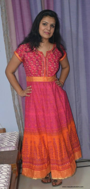 Happy Diwali: OOTD and Diwali decoration