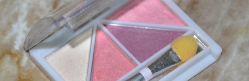 E.L.F. eyeshadow quad Pretty n' Pink