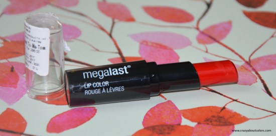 Wet n Wild MegaLast Lip Color From My Head To Ma Toes