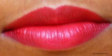 Lakme Absolute Lip Pout Lip Tint Matte Raving Red
