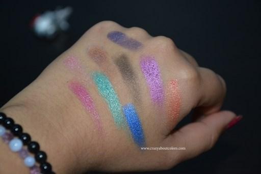 Glam 21 Eyeshadow Palette