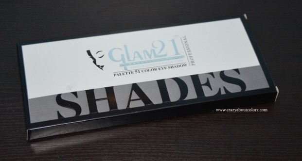 Glam 21 Eyeshadow Palette