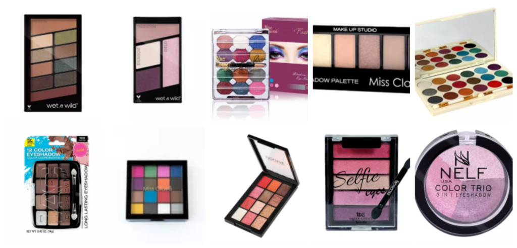 Makeup Products under Rs500