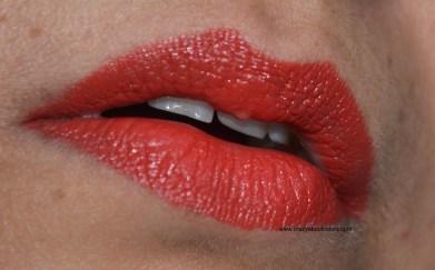 Nykaa Creamy Matte Lipstick Bon Appetit Baby