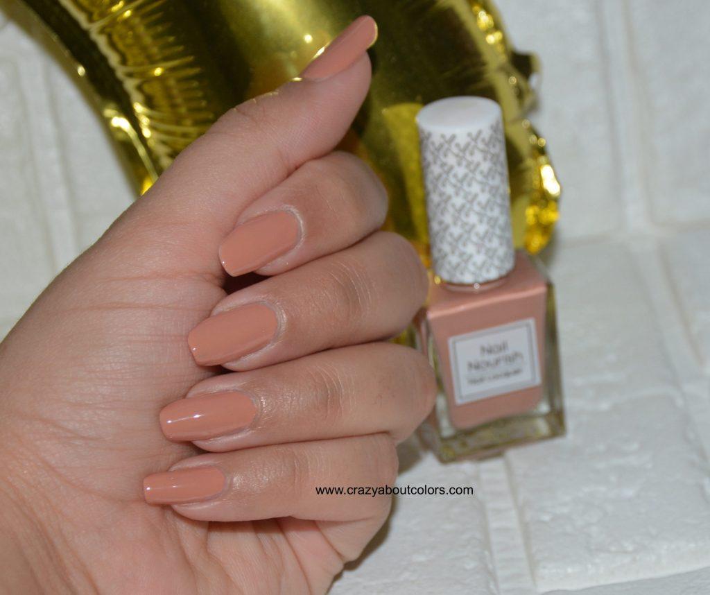 Kay Beauty Nail Polish Nutty