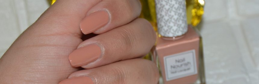 Kay Beauty Nail Polish Nutty