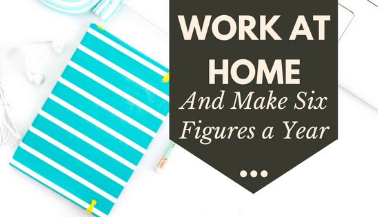 One Work-At-Home Job That Can Make You Six Figures A Year: Amazon FBA
