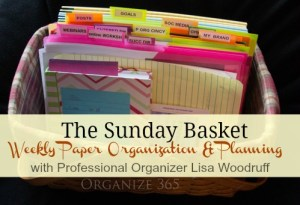 The seven best ways to organize paper clutter. Click through to read more or pin now and read later.